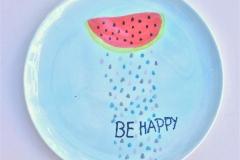 Yeah, be happy!