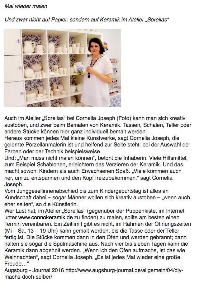 Augsburg-Journal 2016