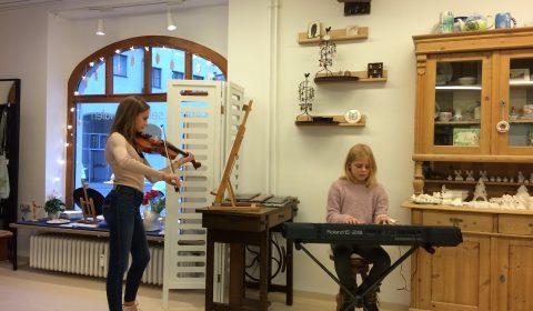 Konzert für Geige und Keyboard
