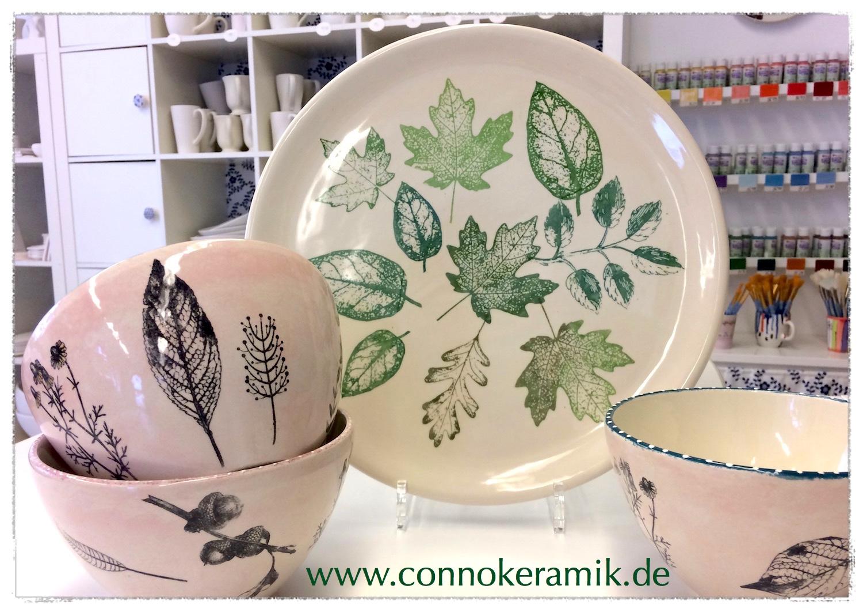 herbstliche Keramik